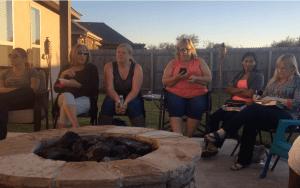 Ladies ministry meetings in Broken Arrow