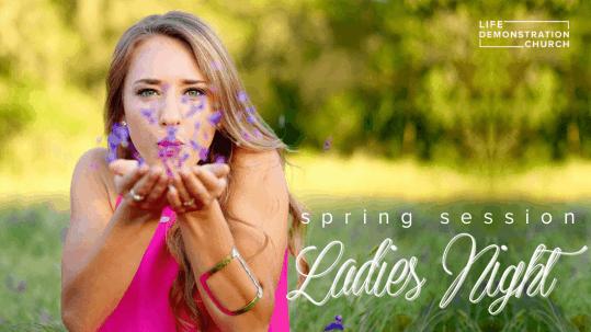 ladies ministry in broken arrow